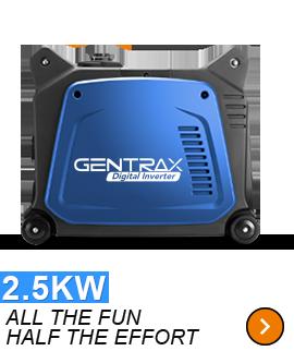 gentrax generator